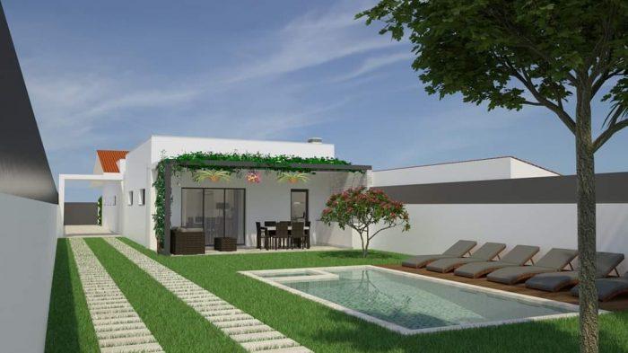 Habitação Unifamiliar | Maia | Arq. : Urbenco Green